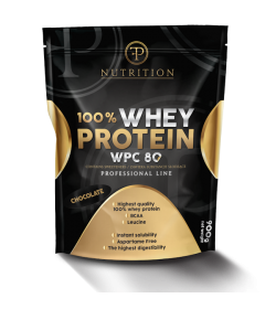 WHEY PROTEIN 900 g Chocolate