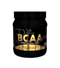 BCAA 500 g Strawberry