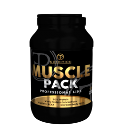 MUSCLE PACK 2000g Vanilla